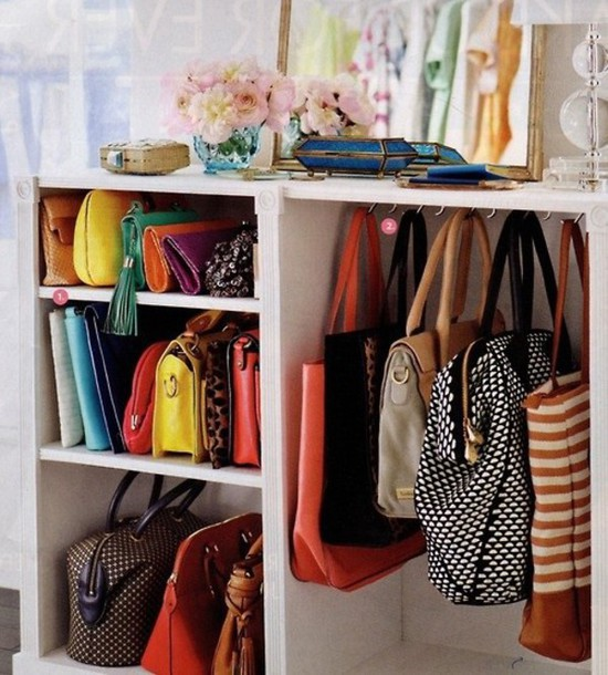 How To Organize A Lot Of Clothing In Very Little Closet Space That Would  Totally Be In Your Home