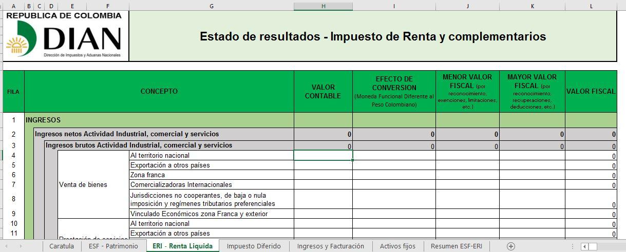 2018 ~ Impuestos, Seguridad Social y Legislación en Colombia