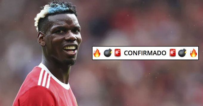 Real Madrid want to agree on Pogba's free transfer in 2022