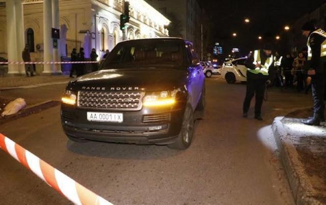 Замах на депутата Соболєва: показали фото зброї