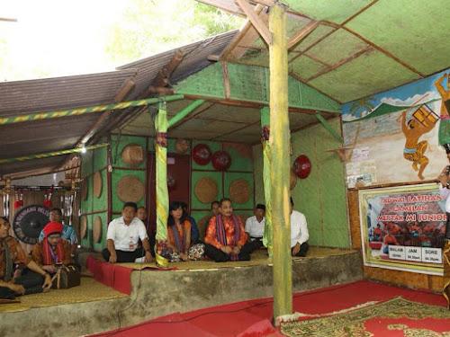 Kunjungan Menpar ke Desa Wisata Setanggor Lombok NTB