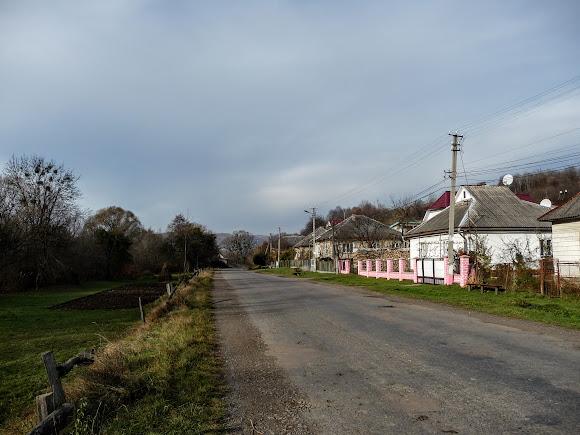 Гірські села Закарпаття: Павлово Свалявського району