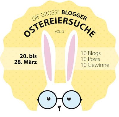Blogger Ostereiersuche