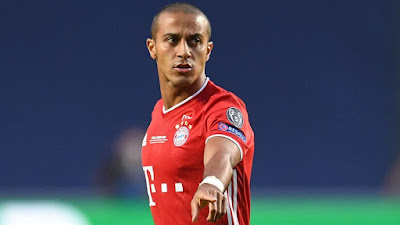 EPL: Thiago Alcantara Told He Joined 'Wrong Team' After Liverpool Move