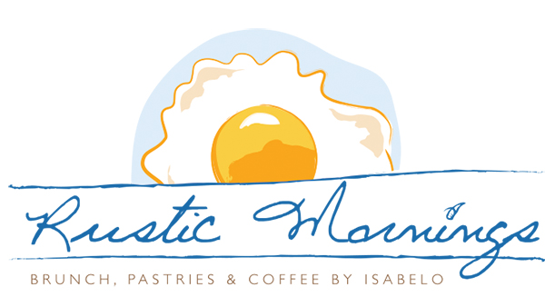 Rustic Mornings logo