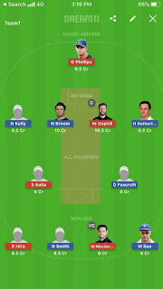 Auckland vs Otago 7th ODI Dream 11 Prediction, Captain and Vice Captain