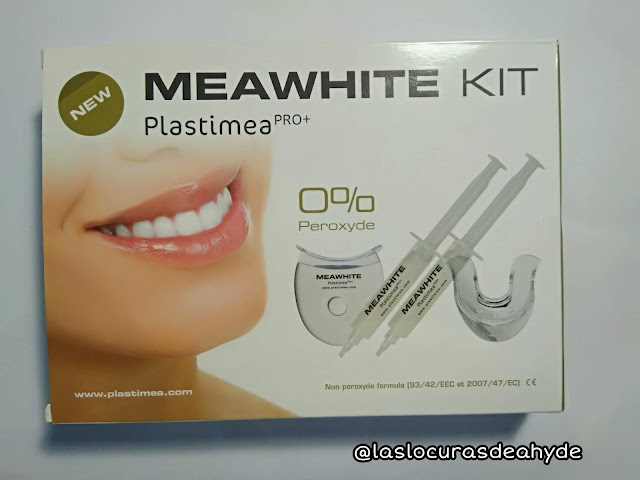Meawithe kit blanqueamiento dental