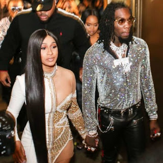 Cardi B Makes Up With Offset After Filing For Divorce, Says She Missed His D*ck