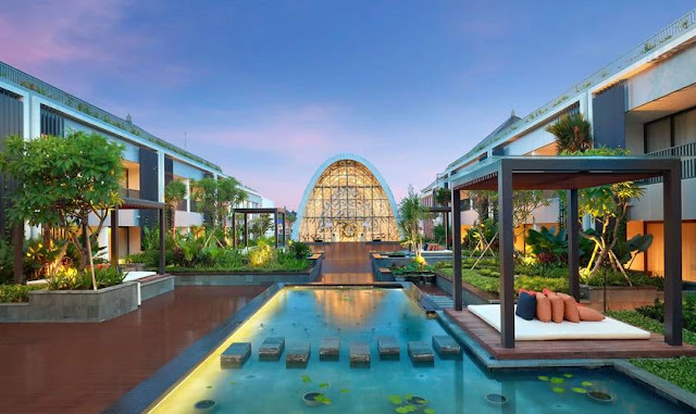 Hotel Aryaduta, Kuta Bali
