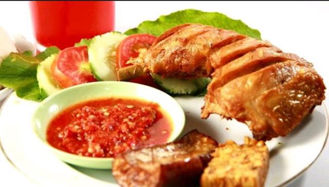 Ayam Goreng Sederhana