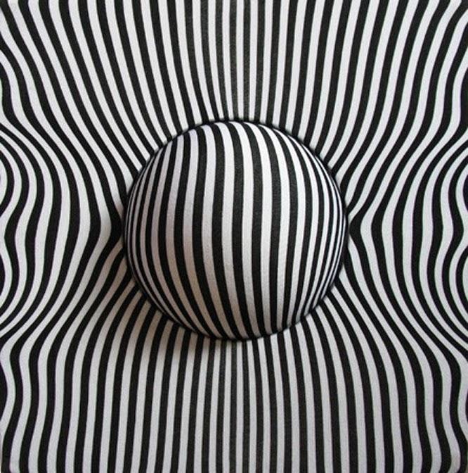 Optische illusies en gezichtsbedrog: juli 2014