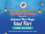 Tidak Beroperasi Selama Libur Lebaran, Ketua KMM: Selamat Hari Raya Idul Fitri