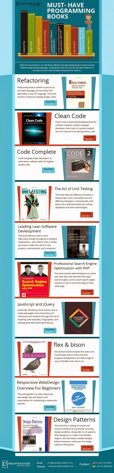 10 Best book to Make you Expert Programmer