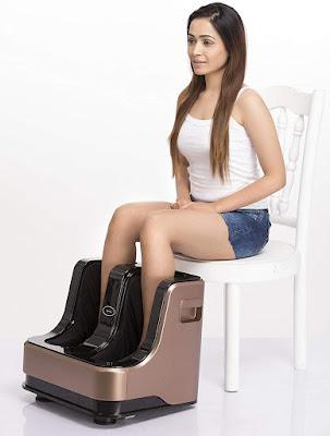 Foot & Leg Massager Machine