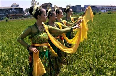 Sejarah Tari Gambyong