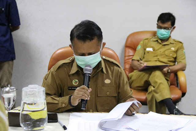 H.M Ansori: Kuota Ibadah Haji Provinsi Lampung 7140 Orang Tahun Ini