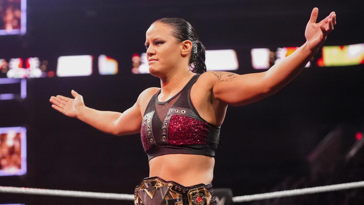 """Shayna Baszler: """"Acho que agora as pessoas estão apreciando o que fiz pelo NXT"""""""