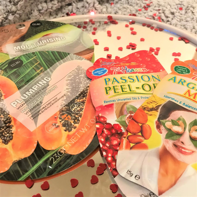 Women's Stocking Fillers Christmas Face Masks