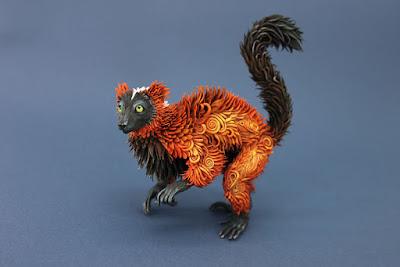 figura  con diferentes formas de animales