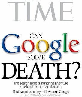 AI, Google, Death, time