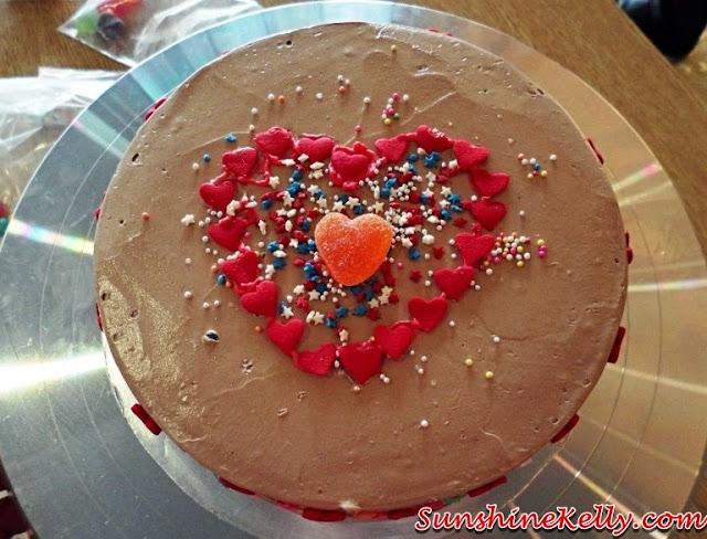 cake design, diy cake design, cake sense, cake deco diy, cake sense TTDI, cake design, cake diy, design your own cake, do it yourself cake