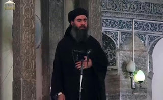 Is IS chief Abu Bakar al Baghdadi alive?