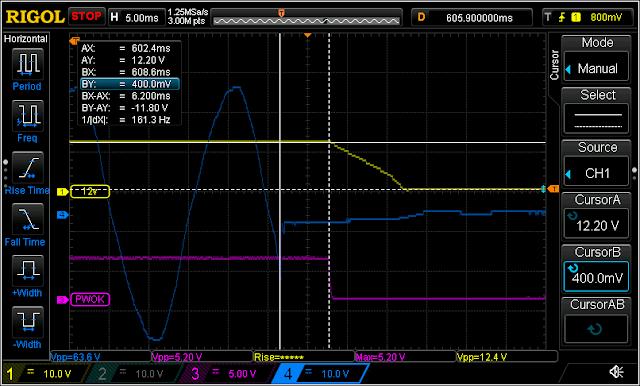 Andyson E5+ 300W -Passive PFC Single Rail True Power 38