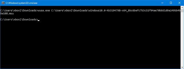 Install Windows Update Activex manually