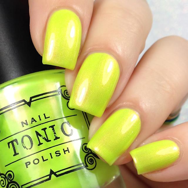 Tonic Polish-Glowy Joe