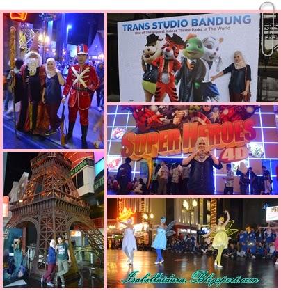 Bercuti Ke Bandung Indonesia, Transtudio Bandung