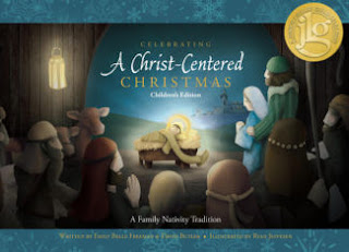 Celebrating a Christ-Centered Christmas by Emily Belle Freeman and David Butler