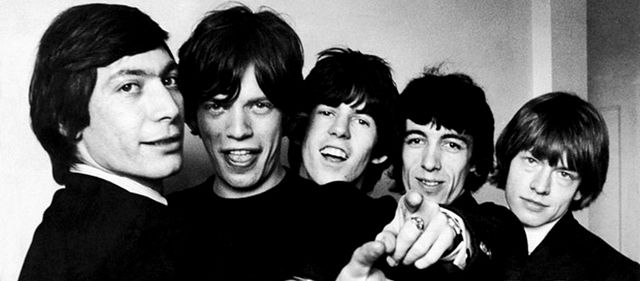 The Rolling Stones con Brian Jones