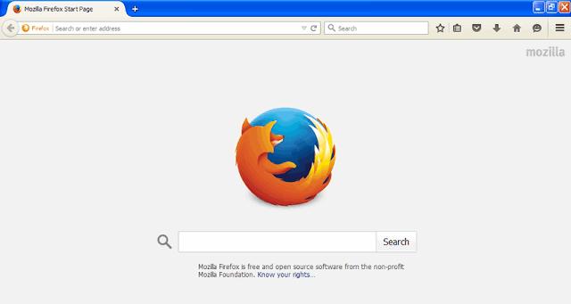 Firefox su Windows XP