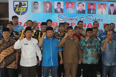 Kakan. Kemenag Tanjungbalai Hadiri RAPIMDA KNPI