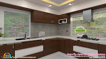 Kerala Modern Kitchen Designs