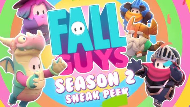 Fall Guys Season 2 Sneak Peek Goes Medieval