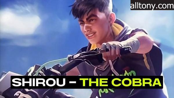 تعرف على أحدث شخصية في لعبة فري فاير شيرو - الكوبرا garena Free Fire Cobra