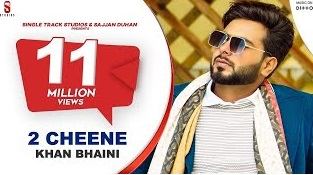 दो चीने (2 Cheene) Khan Bhanini New punjabi lyrics in hindi