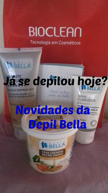 Depil Bella kit - belanaselfie