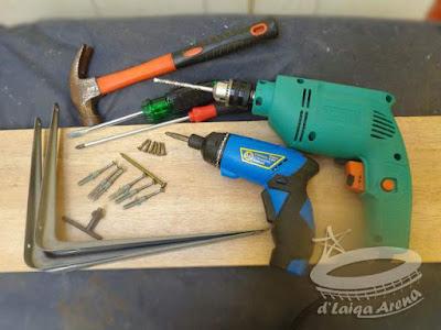 aneka bahan dan peralatan