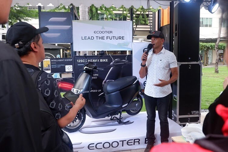 Ecooter E2 Launch