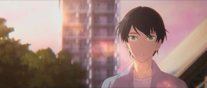 Josee, The Tiger and The Fish (Josee to Tora to Sakana-tachi) anime film