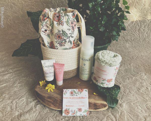 My Little Box X Caudalie Belle Plante édition du mois de mars