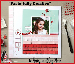 Theme Photo for Paste-fully Creative CTMH Technique Blog Hop
