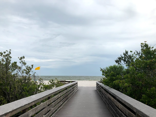 Bridge to Beach on Lovers Key State Park