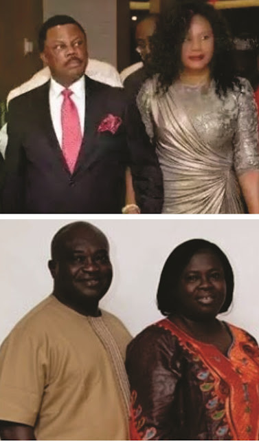 Meet The Pretty Wives Of 5 Igbo Governors