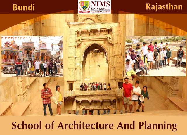 Study Tour of Architecture Students | Bundi, Rajasthan