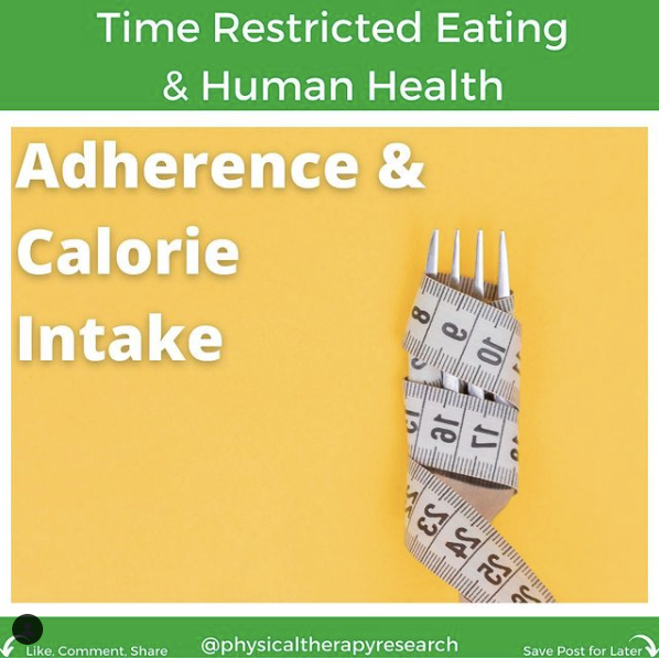 Time Restricted Eating and Human Health Part 3 - themanualtherapist.com