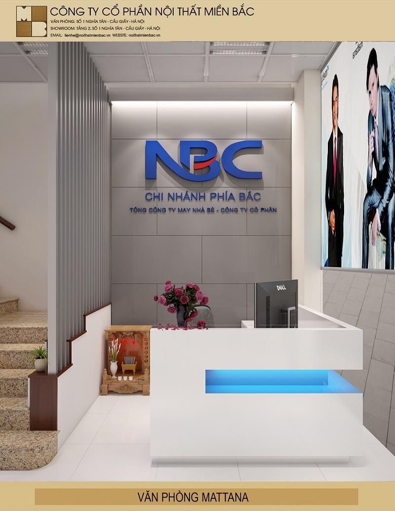 Thiết kế văn phòng hiện đại lựa chọn những tone màu sắc cùng nội thất cho không gian căn phòng phải thật ấn tượng và tự nhiên