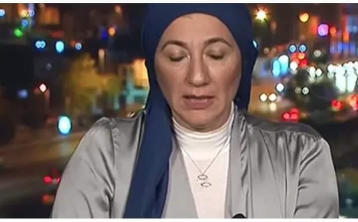 من هي غادة نجيب التي تم إسقاط الجنسية المصرية عنها